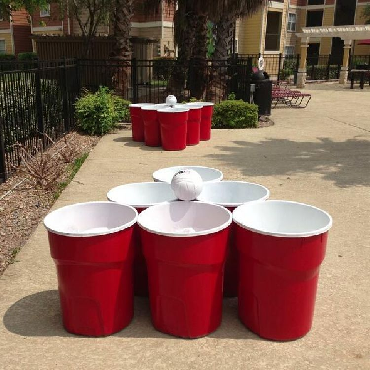 Giant Pong