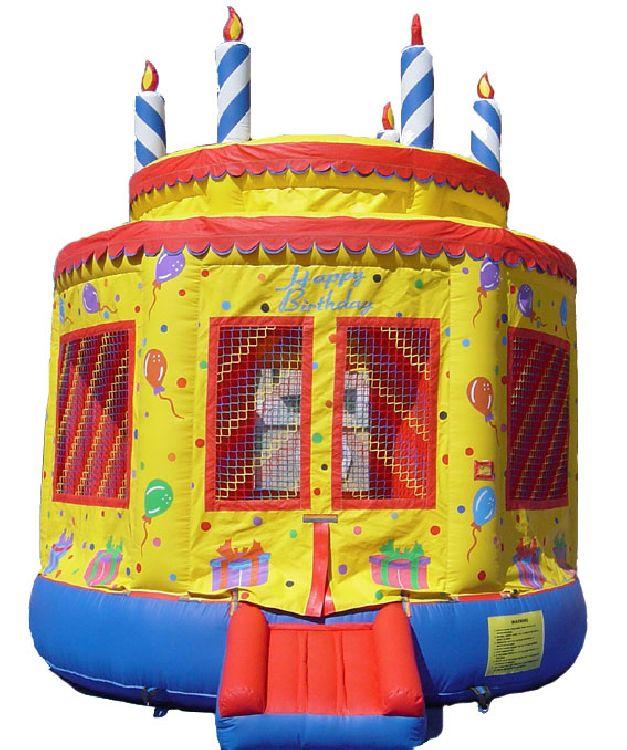 Birthday Bounce House