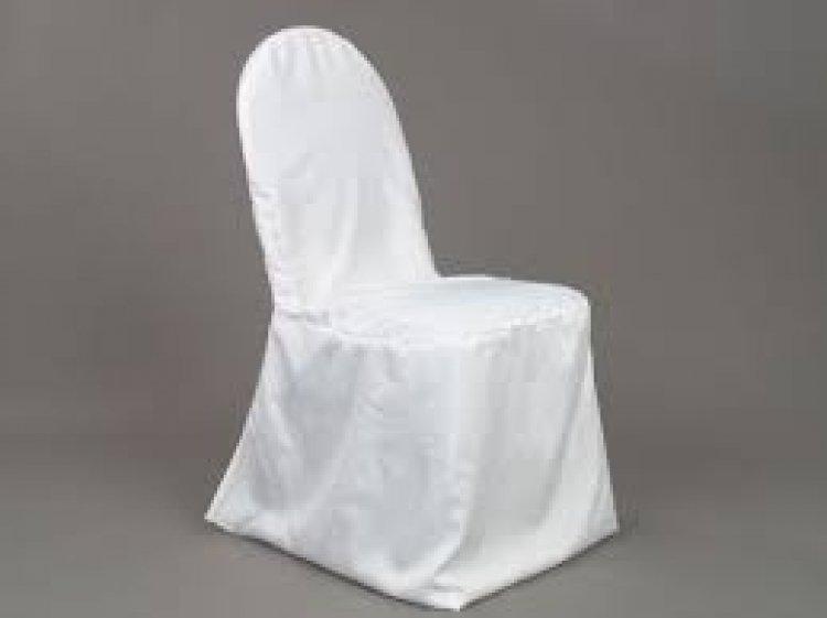 Chair Cover - White