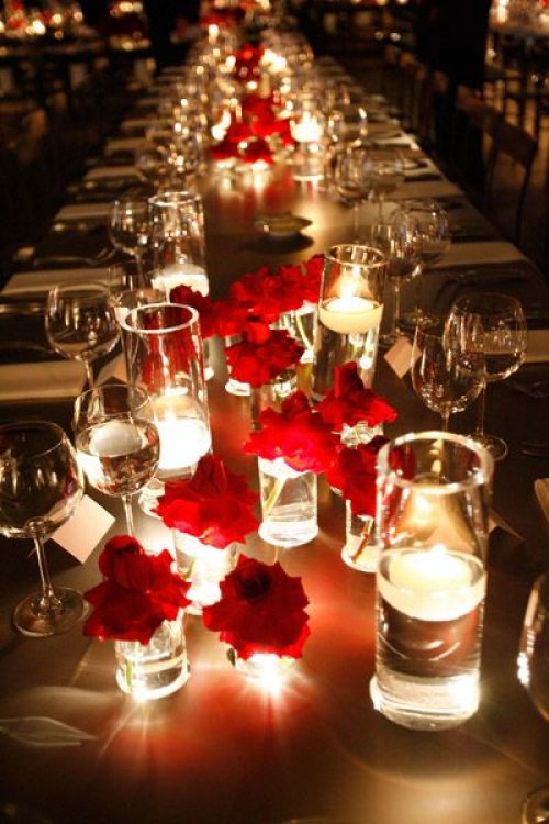 Rose lights