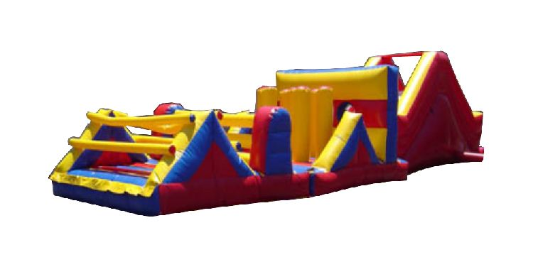 48' Obstacle Course